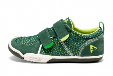 Plae Ty Velcro Trainers (Amazon Green)